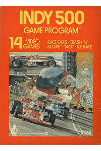 indy 500 cover