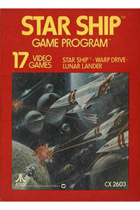 star ship cover