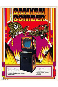 canyon bomber cover