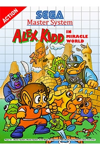 alex kid in miracle world cover