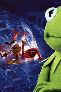 muppets inside cover