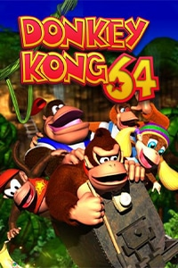 donkey kong 64 cover