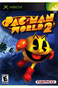pac man world 2 cover