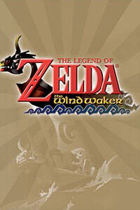 the legend of zelda the wind waker cover
