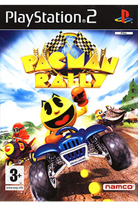 pac-man rally cover