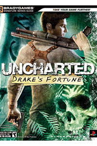 uncharted drake fortune cover
