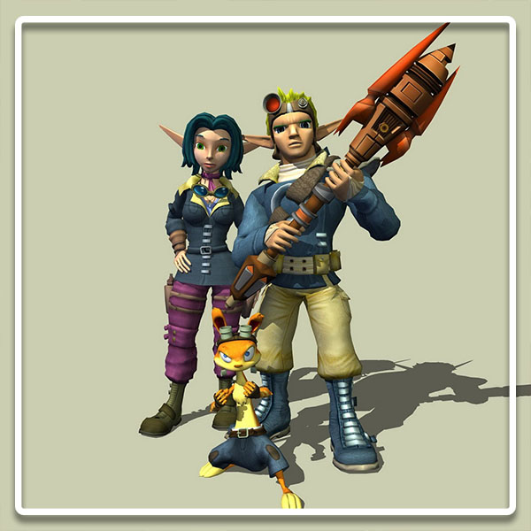 trailer jak and dexter the lost frontier