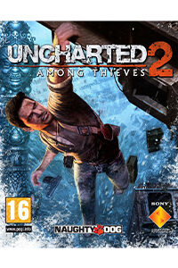uncharted 2 among thieves jaquette