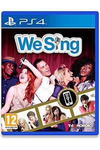 we sing cover