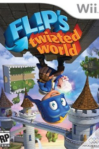 flips twisted world cover