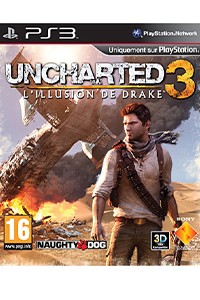 uncharted 3 jaquette