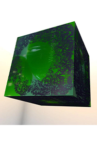 curiousity whats inside the cube cover