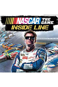 nascar the game inside the line cover