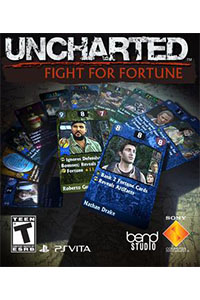 uncharted fight for fortune cover