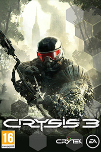 crysis 3 jaquette