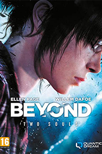 beyond two souls jaquette