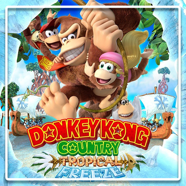 test donkey kong country tropical freeze
