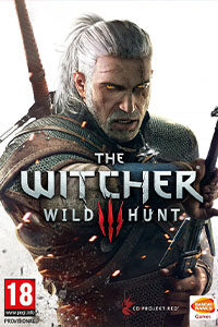 the witcher III wild hunt cover
