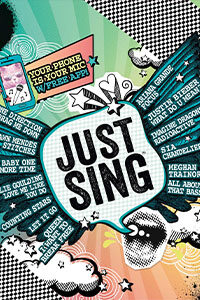 just sing cover
