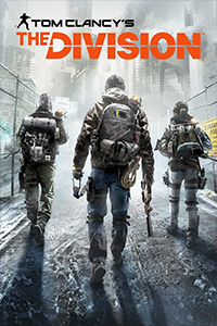 tom clancy the division jaquette
