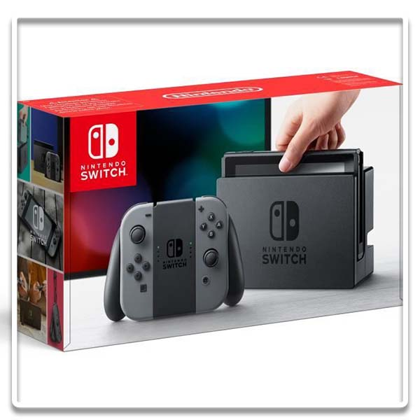 achat nintendo switch