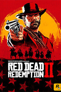 red dead redemption II cover