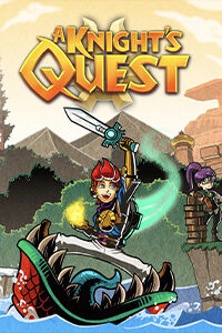 a knights quest cover