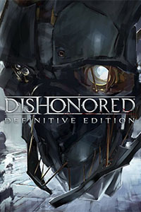 dishonored definitive edition cover
