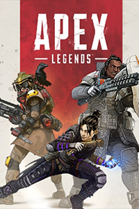 Apex legends jaquette