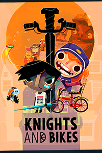 knights and bikes cover