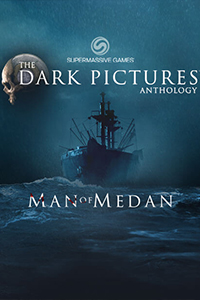 the dark pictures anthology man of medan cover