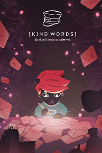 kind words cover