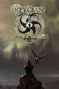 stygian reign of the old ones cover