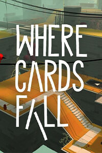 where cards fall cover