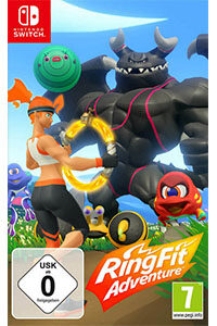 ring fit adventure cover