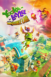 yooka-laylee impossible lair cover
