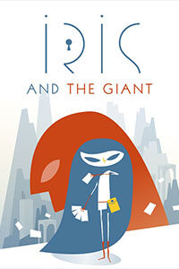 iris and the giant cover