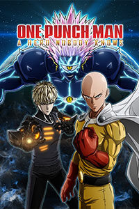 one punch man a hero nobody knows cover