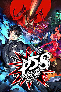 persona 5 strikers cover