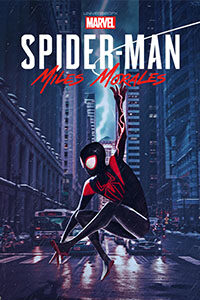 spider man miles morales cover