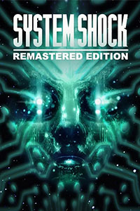 system shock remastered edition cover