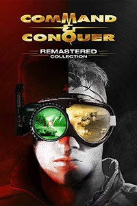command and conquer remastered collection cover