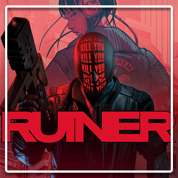 ruiner sort sur nintendo switch