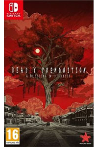 deadly premonition 2 cover