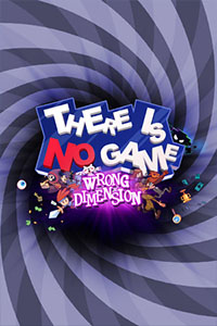 there is no game wrong dimension jaquette
