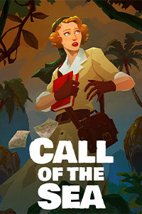 call of the sea jaquette