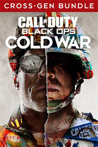 Call of Duty Black Ops Cold War jaquette