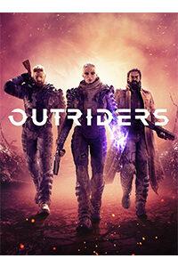 Outriders jaquette