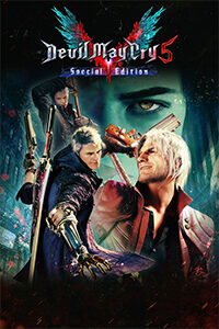 devil may cry 5 special edition jaquette