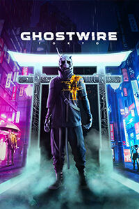ghostwire tokyo jaquette